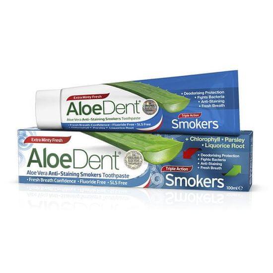 aloedent zubní pasta pro kuřáky 100ml