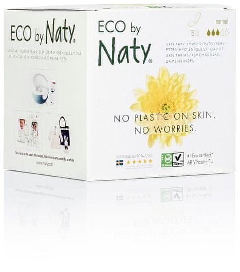 Naty Nature Babycare Dámské ECO vložky - normal (15 ks)