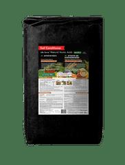 Life Force Natural Humic Acids pro organické zemědělství, organické hnojivo a aktivátor půdy, 25 kg