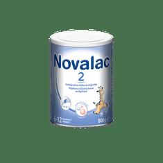 Novalac 2 nadaljevalno mleko, pločevinka, 800 g