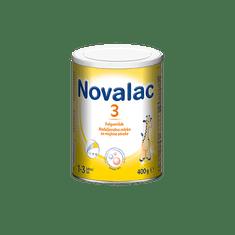 Novalac 3 nadaljevalno mleko, pločevinka, 400 g