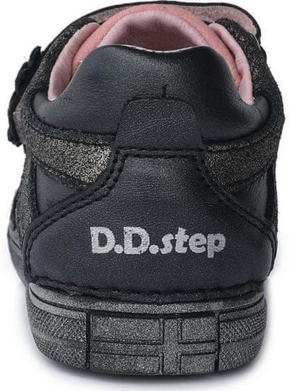 D-D-step buty dziewczęce całoroczne 049-811A