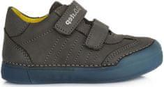 D-D-step fantovska obutev 068-851A, fluorescentna, 30, modri