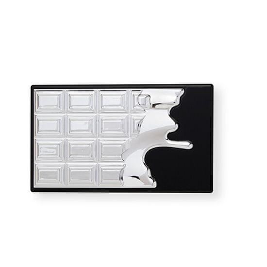 I Heart Revolution Paletka očních stínů Black Pearl (Chocolate Mini Palette) 10,2 g