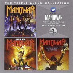 Manowar: Triple Album Collection (3x CD) - CD