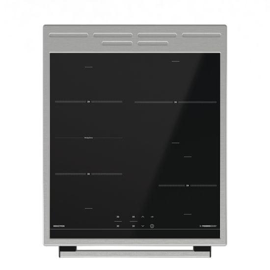 Gorenje kuchnia elektryczna z płytą indukcyjną EIT5356XPG