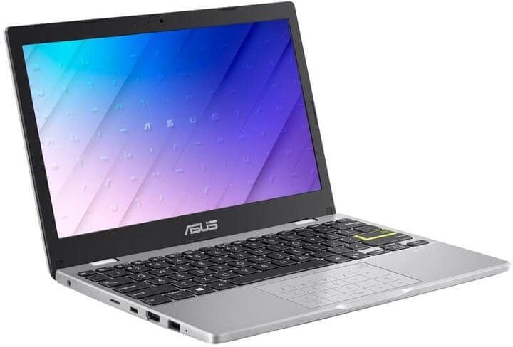 Asus E210MA-GJ200TS netbook mininotebook malý lacný notebook prenosný ľahký kompaktný
