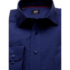 Willsoor Košile London tmavě modrá 10126