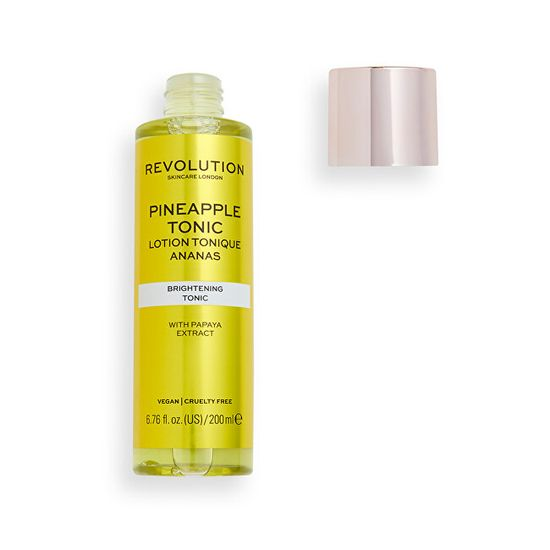 Revolution Skincare Pineapple tonik do pielęgnacji Pleť (Brightening Tonic) tonik (Brightening Tonic) 200 ml