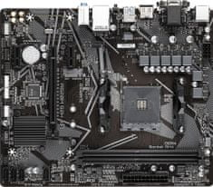 Gigabyte A520M S2H - AMD A520