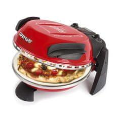 G3 Ferrari Pizza trouba G3ferrari, G1000602 Delizia, pizza trouba, teplota 400°C, červená