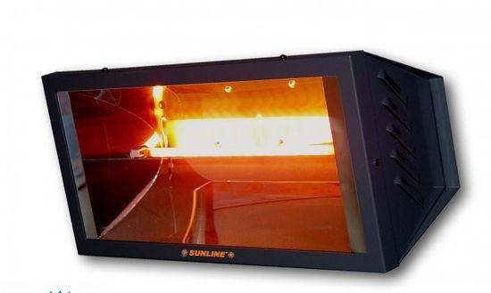 INVENTOR Elektrický infrazářič SP 1500 (grafitový)