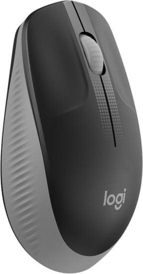 Logitech M190, svetlo sivá (910-005906)
