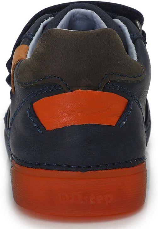 D-D-step chlapecká svítící obuv 068-738A 25 modrá