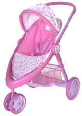 BABY born trikolesni voziček za punčke