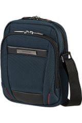 Samsonite Pánska taška cez rameno Pro-DLX 5 Tablet Crossover 7,9'' modrá