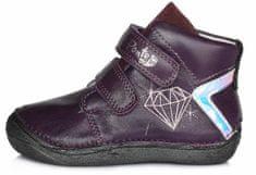 Ponte 20 Lány magasszárú cipő PP120A-DA03-1-808B, 24, lila