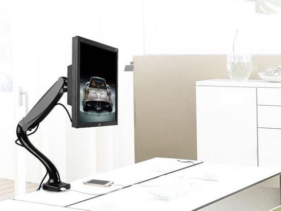 Lechpol UCH0208 Stolní držák na LCD monitor