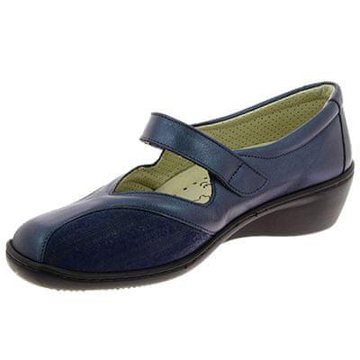 Podowell STADIA strečová dámská obuv pro halluxe a kladívkové prsty modrá PodoWell Velikost: 35