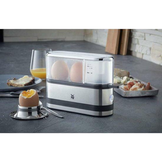 WMF Kitchenminis kuhalnik za jajca, za 2 jajci