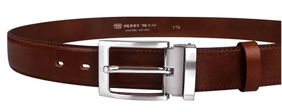 Penny Belts Pas upominkowy 48 35-020-22 i koniak 8PS