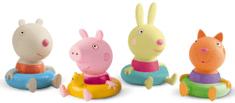 TM Toys Peppa Pig Figúrky do kúpeľa, 2 ks
