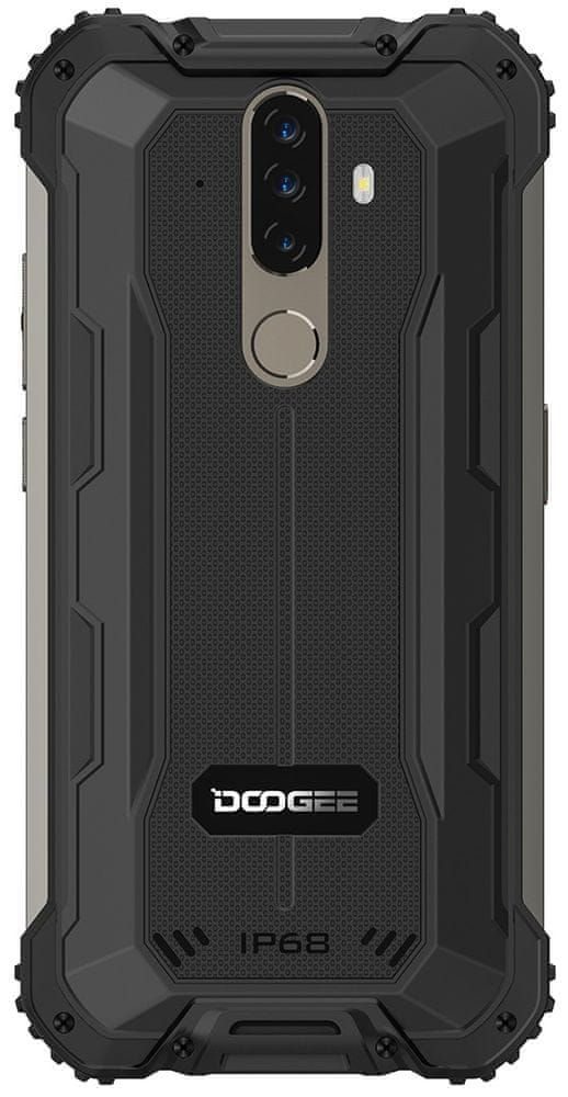 Doogee S58 Pro, 6GB/64GB, Black