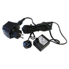 Nero Trade Jezírkové a fontánové čerpadlo AP-333LV + LED diody, 12V, 2,5W, 150 l/hod, 60 cm