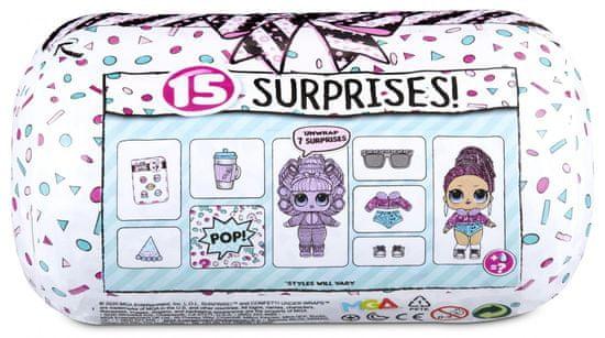 L.O.L. Surprise! Confetti dekoder