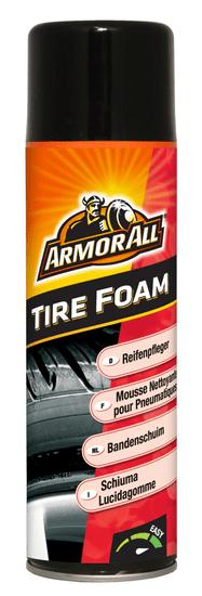 Armor All Tire Foam sredstvo za čiščenje in zaščito pnevmatik, v peni