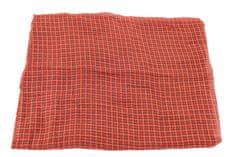 Arteddy Dámský šátek Made in Italy - vínová