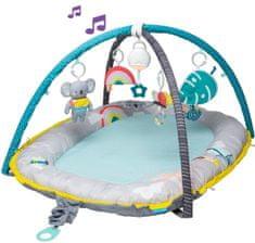 Taf Toys Koala otroško gnezdo in odeja z glasbo, za novorojenčke