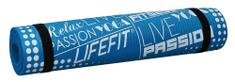 LIFEFIT Mat Exkluziv podloga za vadbo, 100×58×1 cm, modra