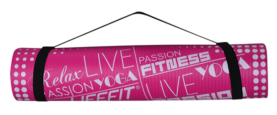 LIFEFIT Mata do jogi Pad Exclusive, 100 × 58 × 1 cm