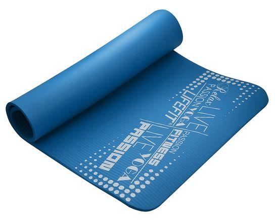 LIFEFIT Podložka Yoga Mat Exkluziv, 100×58×1 cm