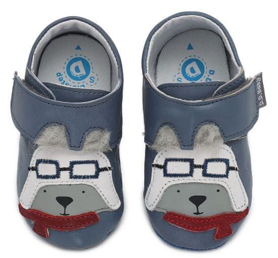 D-D-step papuče za dječake K1596-918
