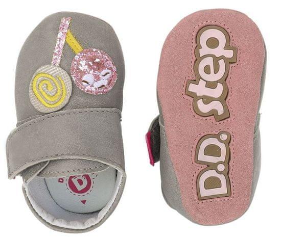 D-D-step otthoni lány papucs K1596-991