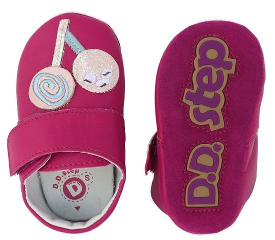 D-D-step dekliški copati K1596-991A