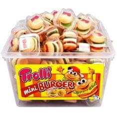 Trolli-želé mini Burger 60x10g