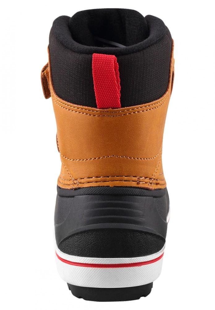 Reima dětská kotníčková obuv do deště Coconi 32/33 černá