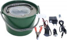 Sports Kedrovnice 18l + vzduchovanie 230V/12V/AA/USB
