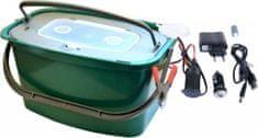 Sports Kedrovnice 7l + vzduchovanie 230V/12V/AA/USB