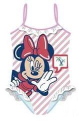 Disney Minnie lány fürdőruha, 98 - 104, rózsaszín