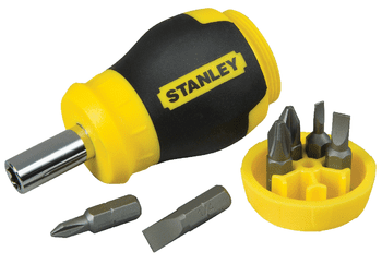 Stanley izvijač z nastavki (0-66-357)