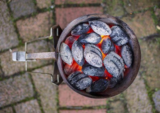 Garden King Zapalovací komín PR-004, samostatně