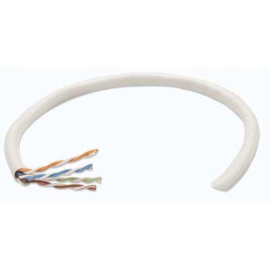 Intellinet CAT6 UTP inštalacijski kabel 305 m, mrežni, siv
