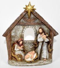 DUE ESSE Božične jaslice, 18 cm