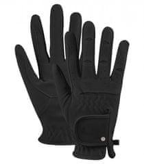 ELT Dětské jezdecké rukavice Univerzální ELT černá, Velikost 5-7 let