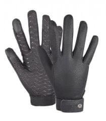 ELT Jezdecké rukavice Jump ELT | černá, Velikost L