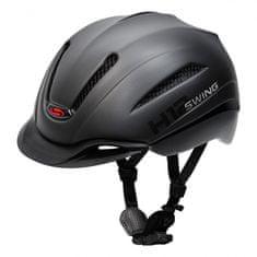Swing Helma SWING H12 Ride&Bike matná černá, Velikost 58-62